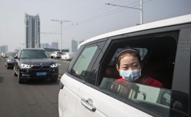 سياره صينيه ضد الفيروسات والبكتريا