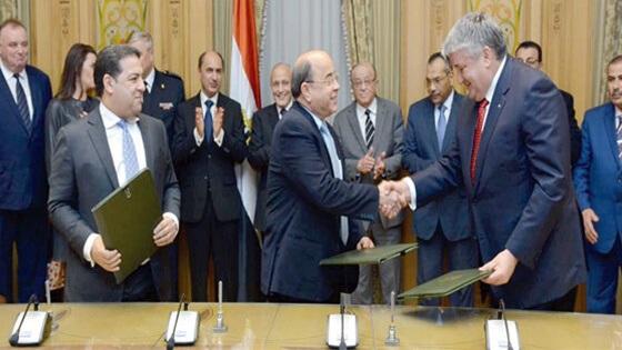 عقد شراكة مصري أوكراني لتطوير السيارات المصفحة محليا