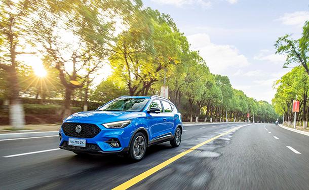 بشكل معدل.. MG العالمية تطلق ZS الجديدة بملامح من سيارات مازدا وفورد