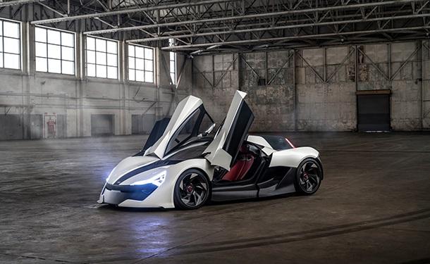 أبيكس AP-0 سيارة كهربائية