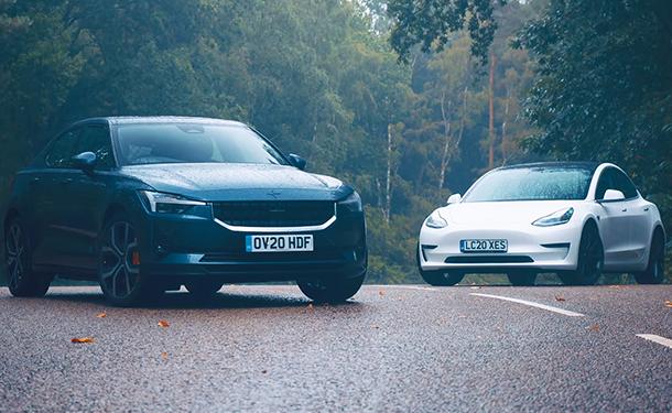 سيارات بولستار وسلا