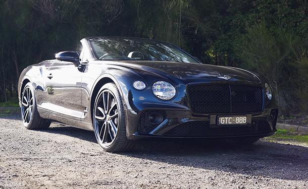 سياره  بنتلي كونتيننتال GT