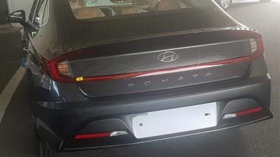 سياره-هيونداي-سوناتا-موديل-2020-تسريب