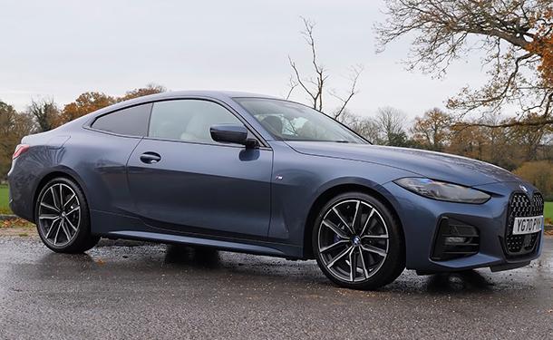BMW الفئة الرابعة