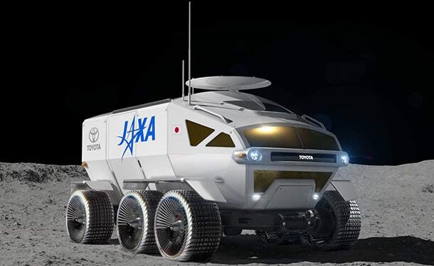 سيارات-شاحانات-كهربائيه-تويوتا-فضائيه