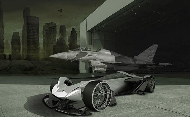 سياره-جديد-2019-لامبورجيني-سباق