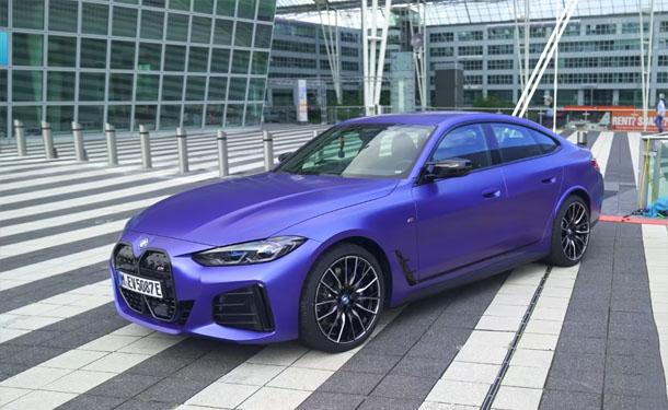 شاهد: تجربة قيادة لموديل M50 الرياضي من BMW i4 الكهربائية