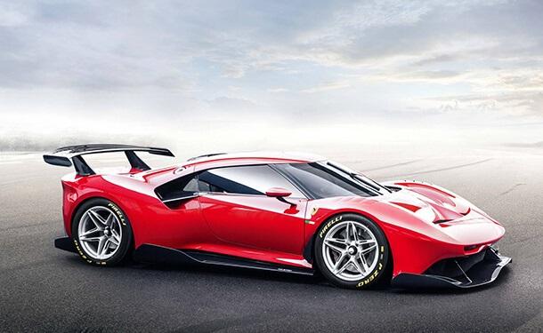 سياره-فيراري-جديد-ايطاليه-خارقه