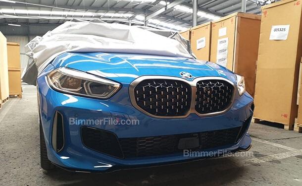 سياره-بي-ام-دبليو-جديد-2020-ازرق