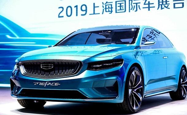 سيارات-جيلي--جديد-معرض-شنغهاي-2019