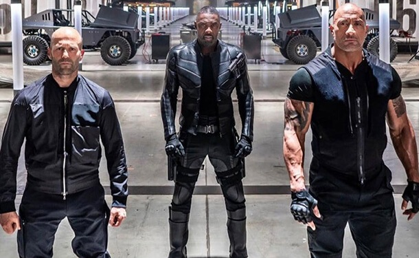 إعلان فيلم Hobbs and Shaw