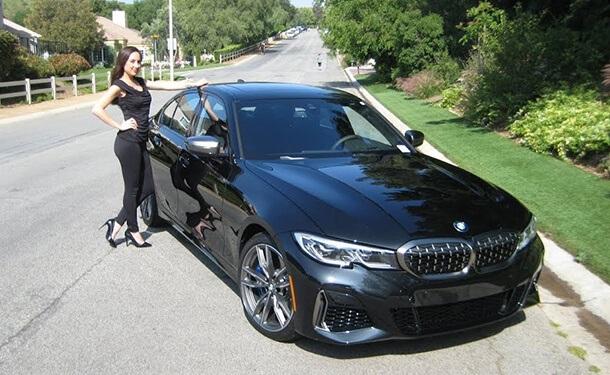 تجربة قيادة بي ام دبليو BMW M340i