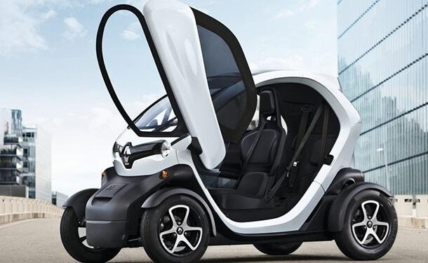 سياره-رينو-تويزي-الكهربائية