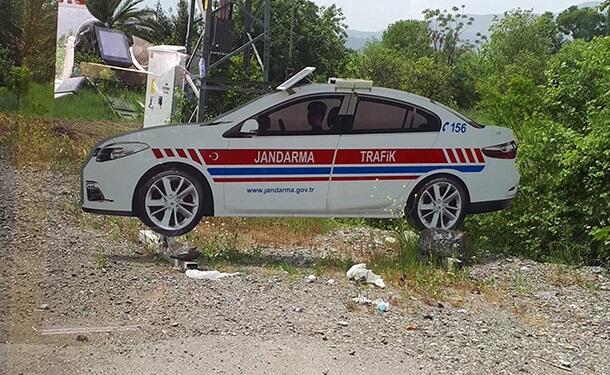 سيارت-شرطه-مزيفه-تركيا