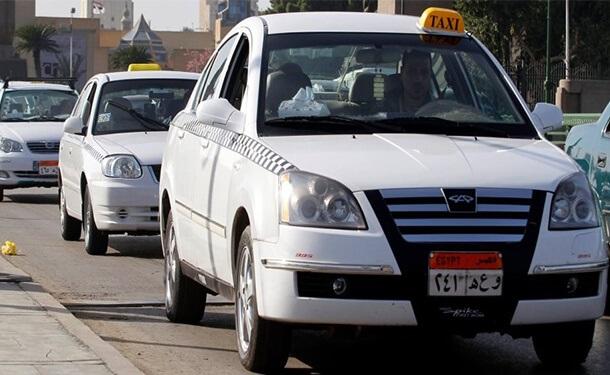 عقوبات سائقي سيارات الأجرة بقانون المرور الجديد