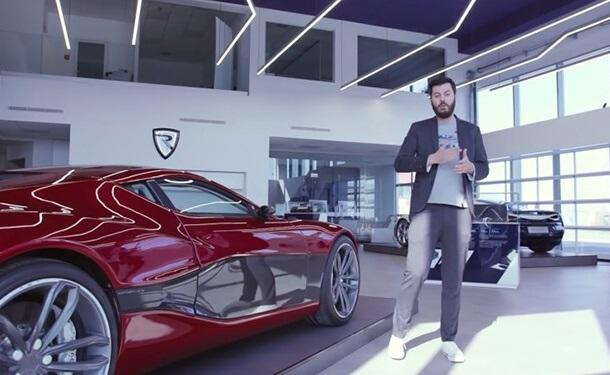 جولة بمصنع ريماك مصنعة أقوى سيارة كهربائية في العالم