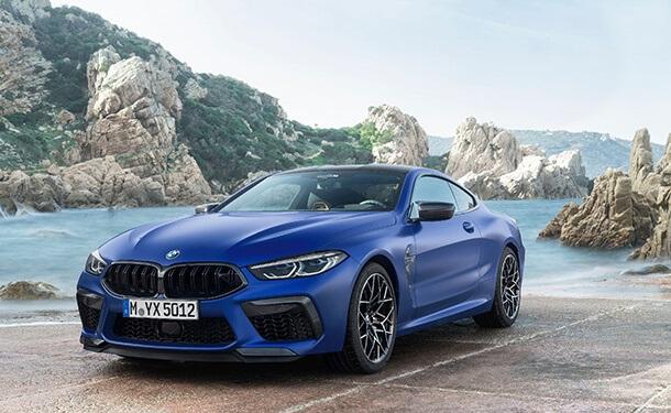 سياره-بي-ام-دبليو-2020-ازرق
