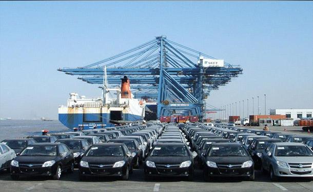 سيارات-اعفاءات-ميناء