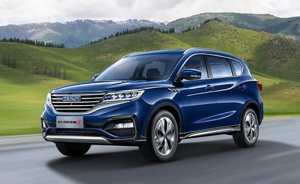 سياره-تروم-سييك-5-جديد-صيني