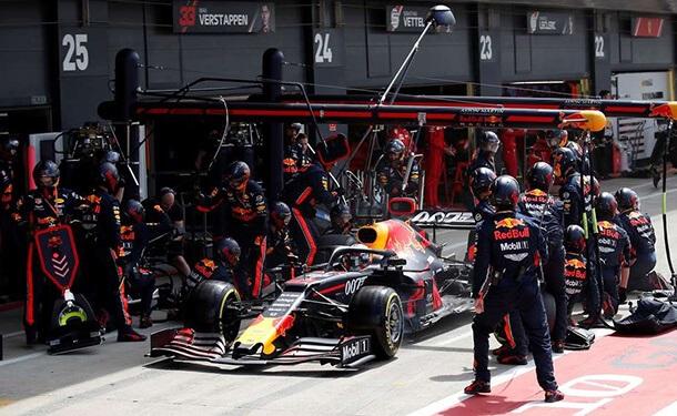 فريق ريد بل فورمولا 1