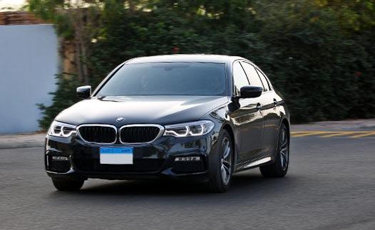 BMW الفئه الخامسه
